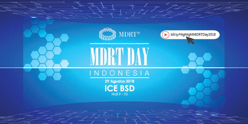 Highlight MDRT Day Indonesia 2018